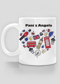 Kubek Pani z Angola