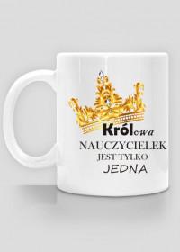 Kubek Królowa Nauczycielek