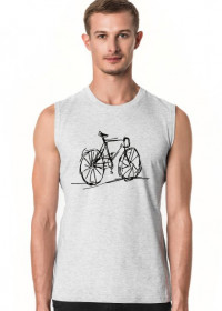 Koszulka rowerowa Męska