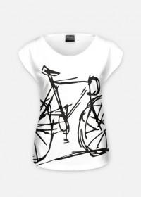 Koszulka rowerowa full print