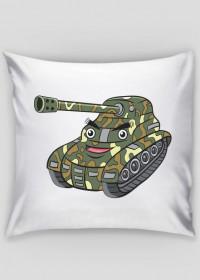 Poduszka czołg