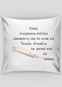 Poduszka Piórko