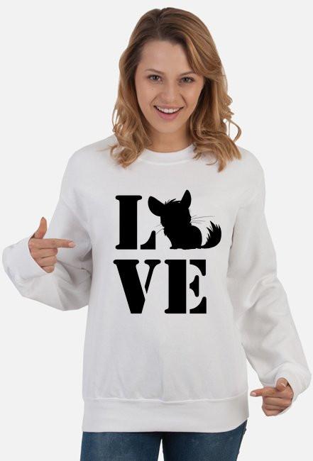 Chinchilla LOVE 10