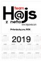 Kalendarz Hajs z Neta 2019