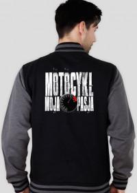 Bluza bez kaptura - motocykl moja pasja ( bez Skierniewic )