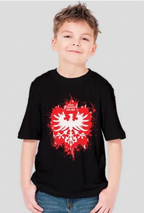 Koszulka Dziecięca Powstanie Wielkopolskie