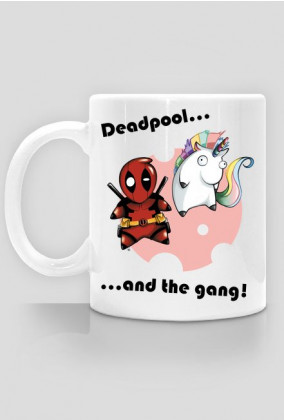 Deadpool and the gang