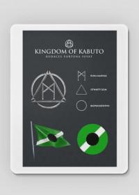 Podkładka znak Kabuto