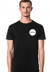Czarny T-shirt Małe