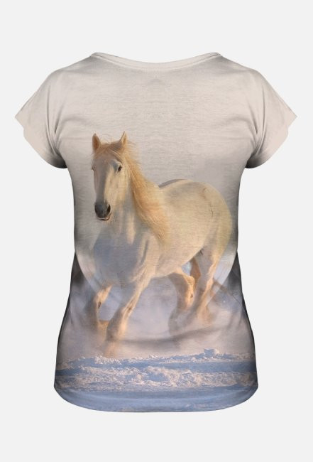 Koszulka damska Koń