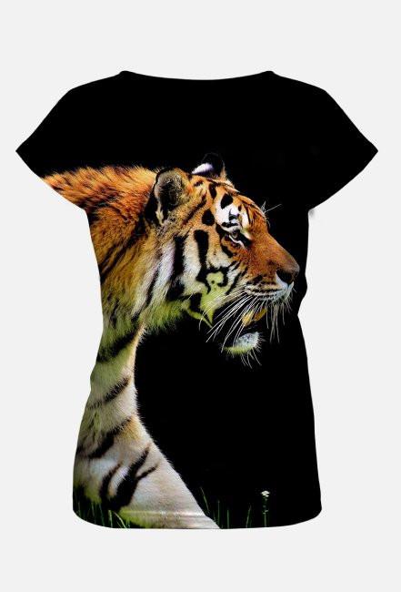 Koszulka damska Tygrys