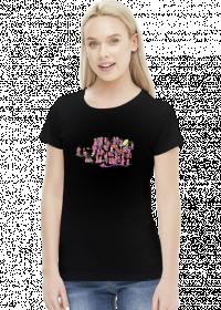 Koszulka prosta Efekt Chrum