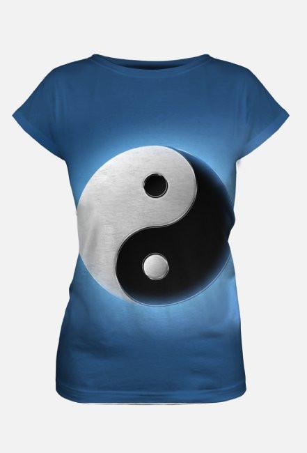 Koszulka damska Yin Yang