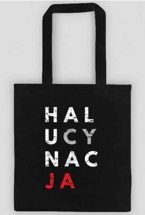 Torba przeróbka, parodia koszulki konstytucja - Halucynacja