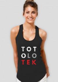 Koszulka damska parodia koszulki destylacja, konfidencja - Totolotek