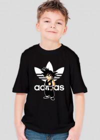 Koszulka dla chłopca Goku White  - Dragon Ball