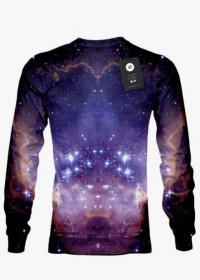 GALAXY CAT JUMPER