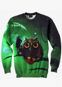NIGHT OWL JUMPER