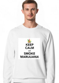 Męska bluza keep calm