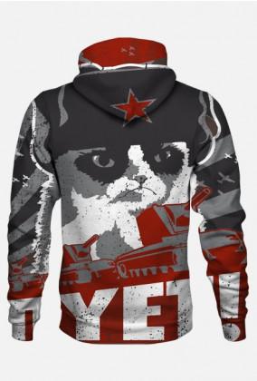 NYET - Full Print hoodie