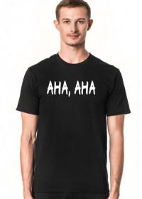 Koszulka Aha, Aha