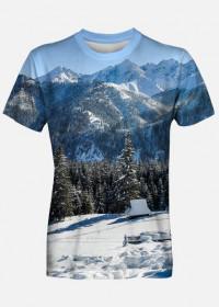 Koszulka męska Full Print - RUSINOWA POLANA