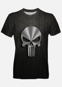 KOSZULKA PUNISHER BLACK FULPRINT