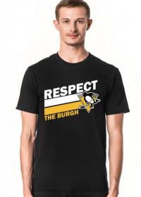 "Koszulka męska ""Respect"""