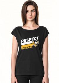 """Koszulka damska """"Respect"""""""