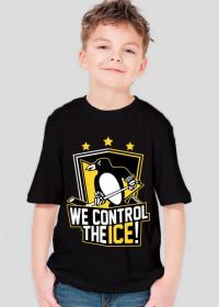 """Koszulka dziecięca """"We Control The Ice"""""""