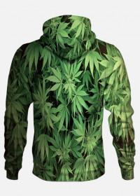 Full Print weed dog / unisex