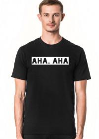 Koszulka Aha, Aha Box