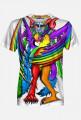 Demoniczna Koszulka (męska, full print)