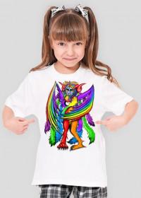 Demoniczna Koszulka (dla dziewczynki)