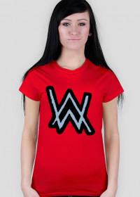 T-shirt Alan Walker BIG logo