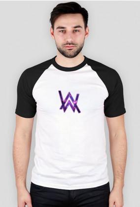 T-shirt Alan Walker Galactic logo