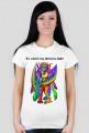 Demoniczna Koszulka (damska)
