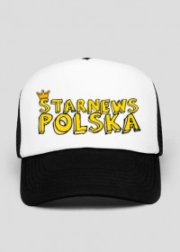 """Czapka - """"StarNewsPolska"""""""