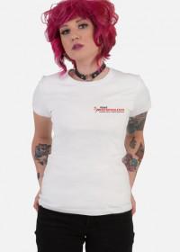 Damska koszulka 3 z nadrukiem NewsDiscoPolo