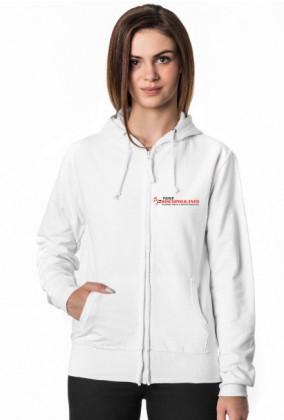 Damska bluza 2 z nadrukiem NewsDiscoPolo
