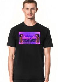 Koszulka vintage lata 80-te 80's t-shirt