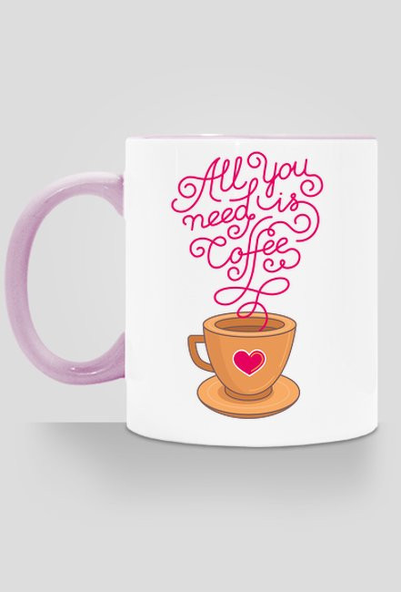 KUBEK ALL YOU NEED IS COFFE