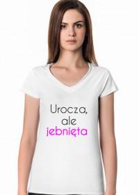 Kobieta Urocza Koszulka