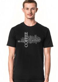 Koszulka Coffee Maniak Kawy