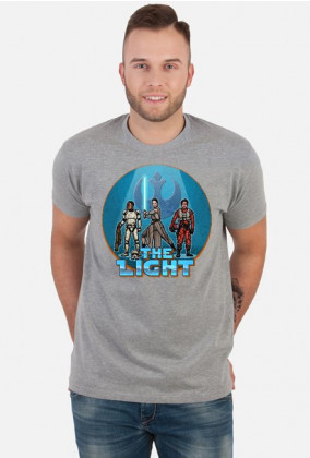 STAR WARS The Light Pixel Art