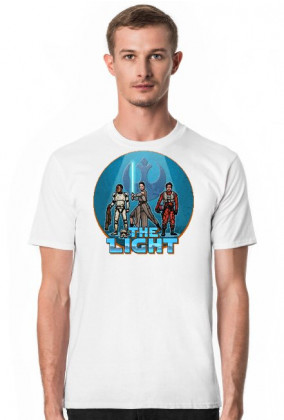 STAR WARS The Light Pixel Art