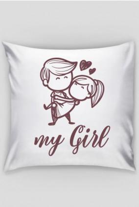 Poduszka My Girl