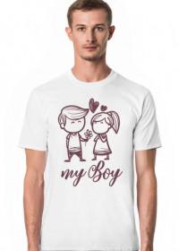 Koszulka My Boy męska