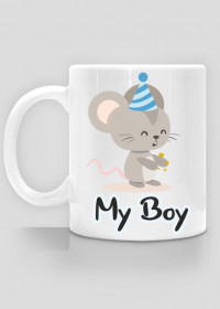 Kubek My Boy myszka