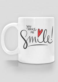 Kubek You Make Me Smile